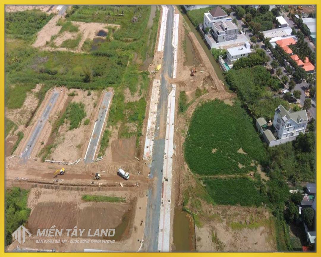 Miền Tây Land l Bất động sản Cần Thơ 4 l Khu đô thị mới Cồn Khương, Ninh Kiều, Cần Thơ 2