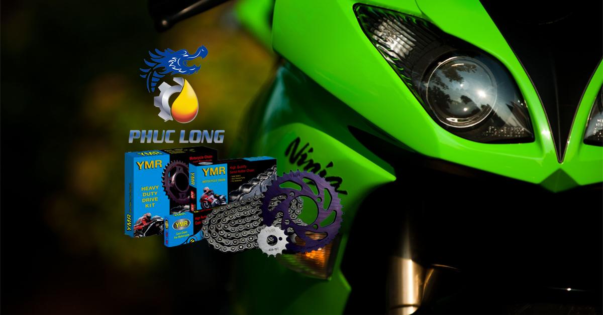 Nhông sên dĩa xe máy ymr nhập khẩu Malaysia